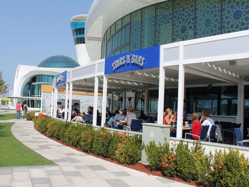 Stars N Bars – Abu Dhabi.
